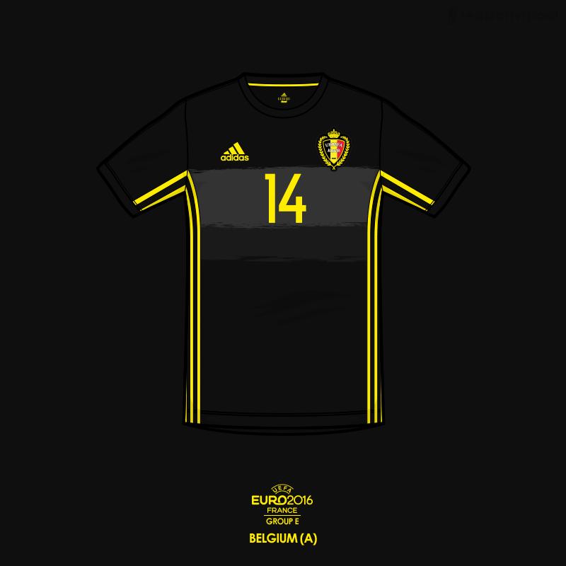 d3adf7673b1 Euro 2016 - adidas Belgium Away