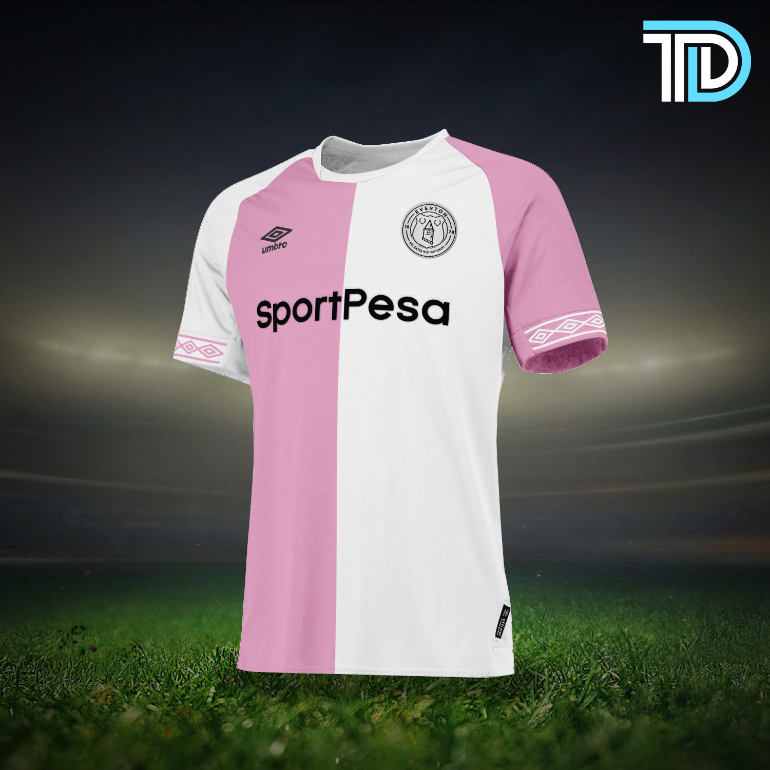 more photos 2ed29 1f476 Everton - Away Kit Concept