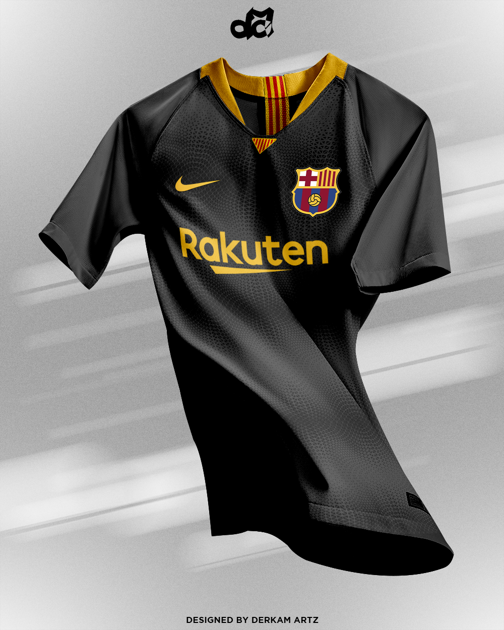 buy popular 3589e b9f14 FC Barcelona - Away Kit | New Logo (2019/20)