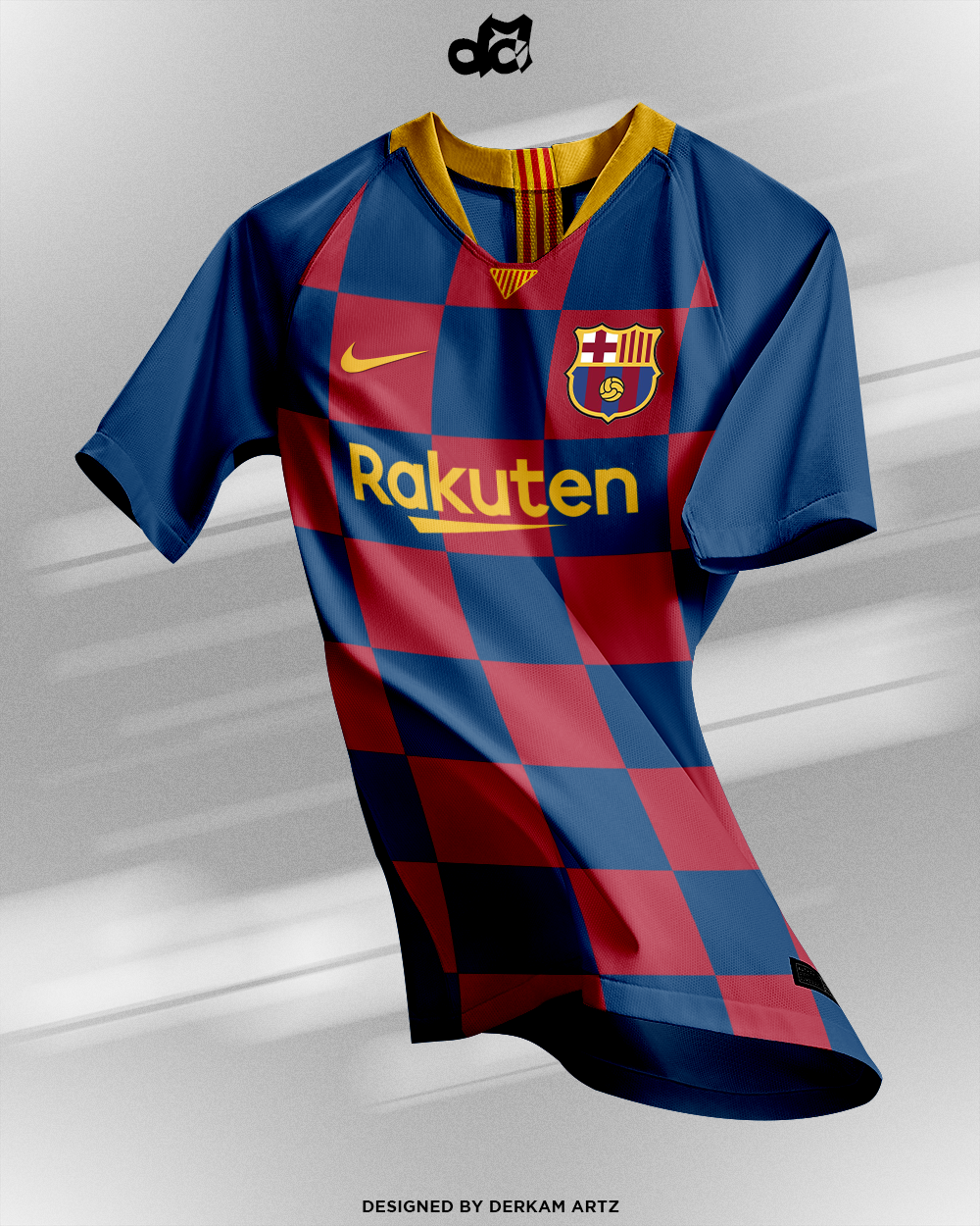 2d5eb56b FC Barcelona - Home Kit | New Logo (2019/20)