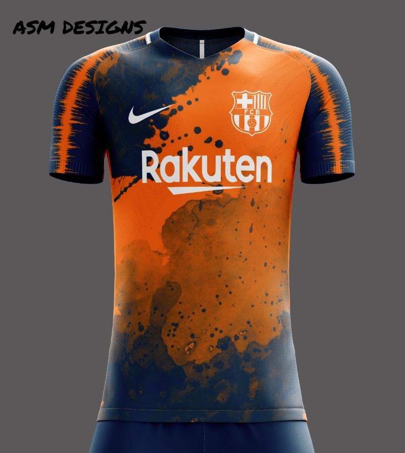 half off 3a0d6 f8bc8 FC Barcelona Nike 2019 Away Kit