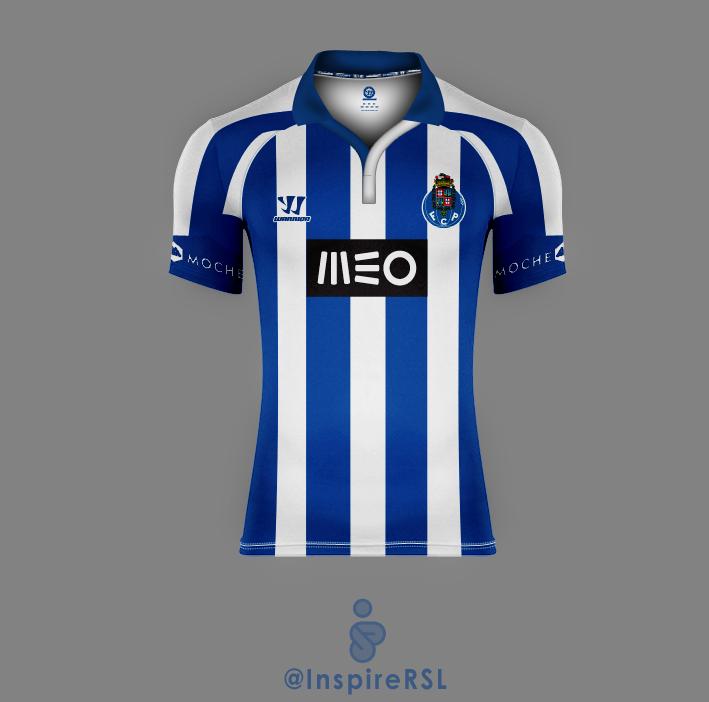 brand new 09e7b 75559 FC Porto 14 15 Home Shirt (Version I)