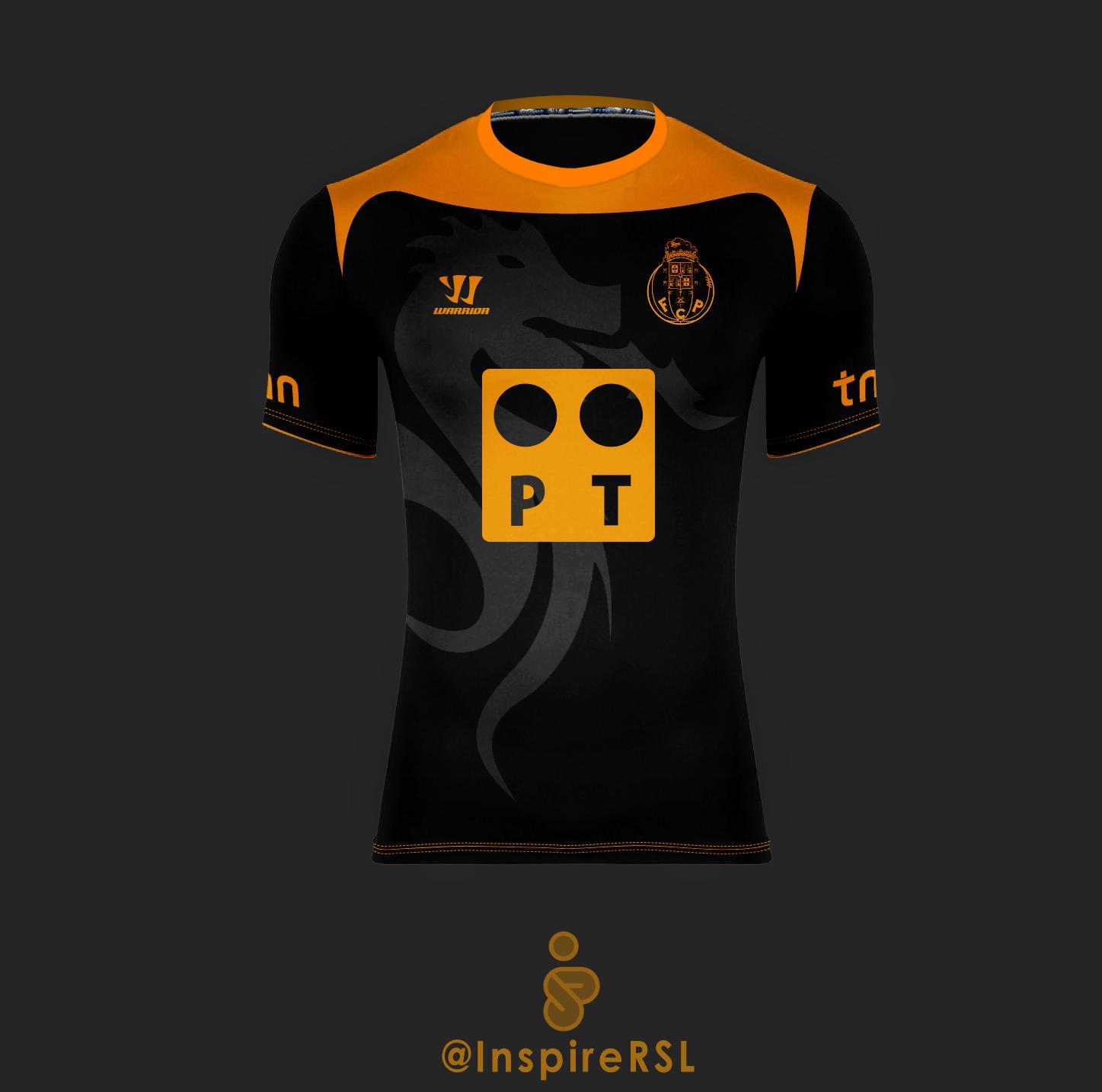 wholesale dealer 033fb 680c8 FC Porto 14/15 Third Shirt