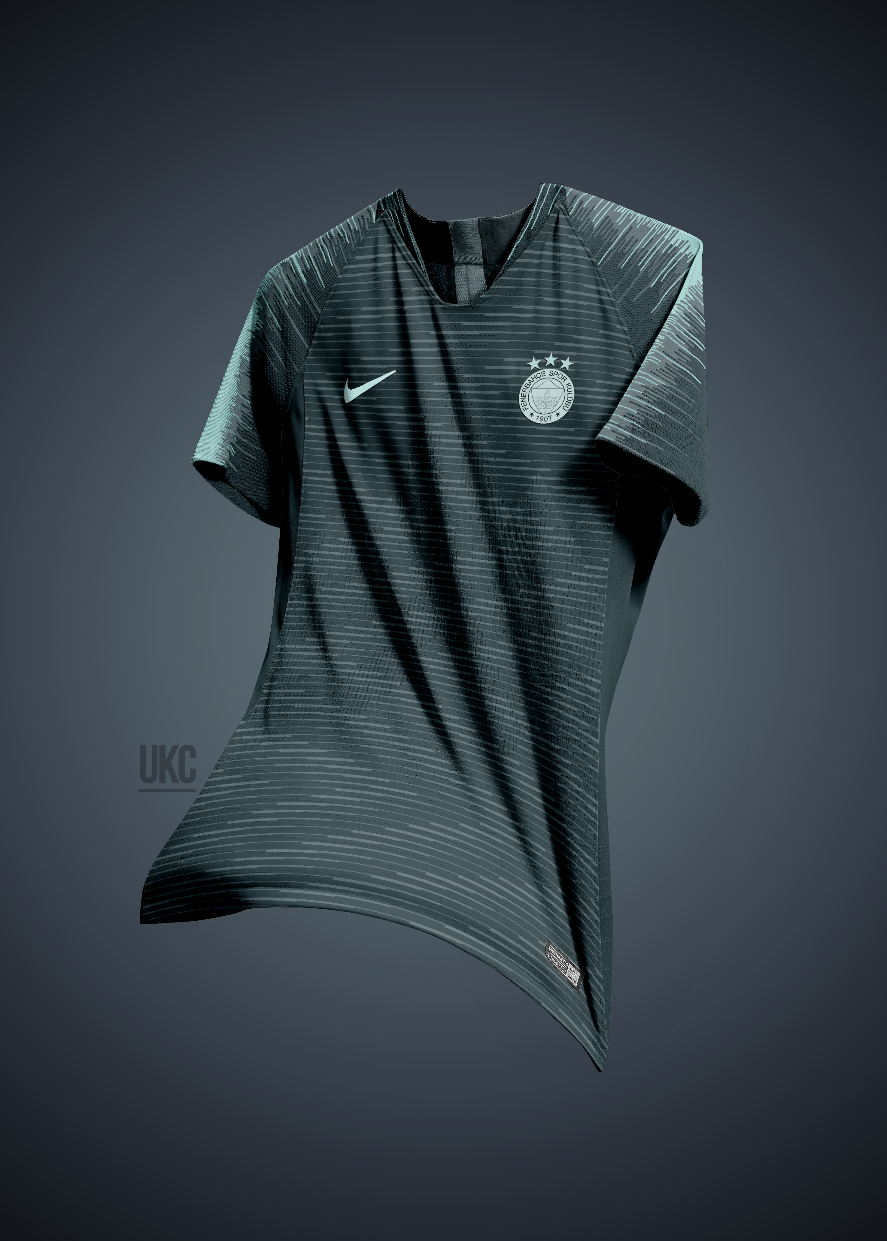 grossiste cc2ae 89e43 Fenerbahçe 18/19 Nike Kit