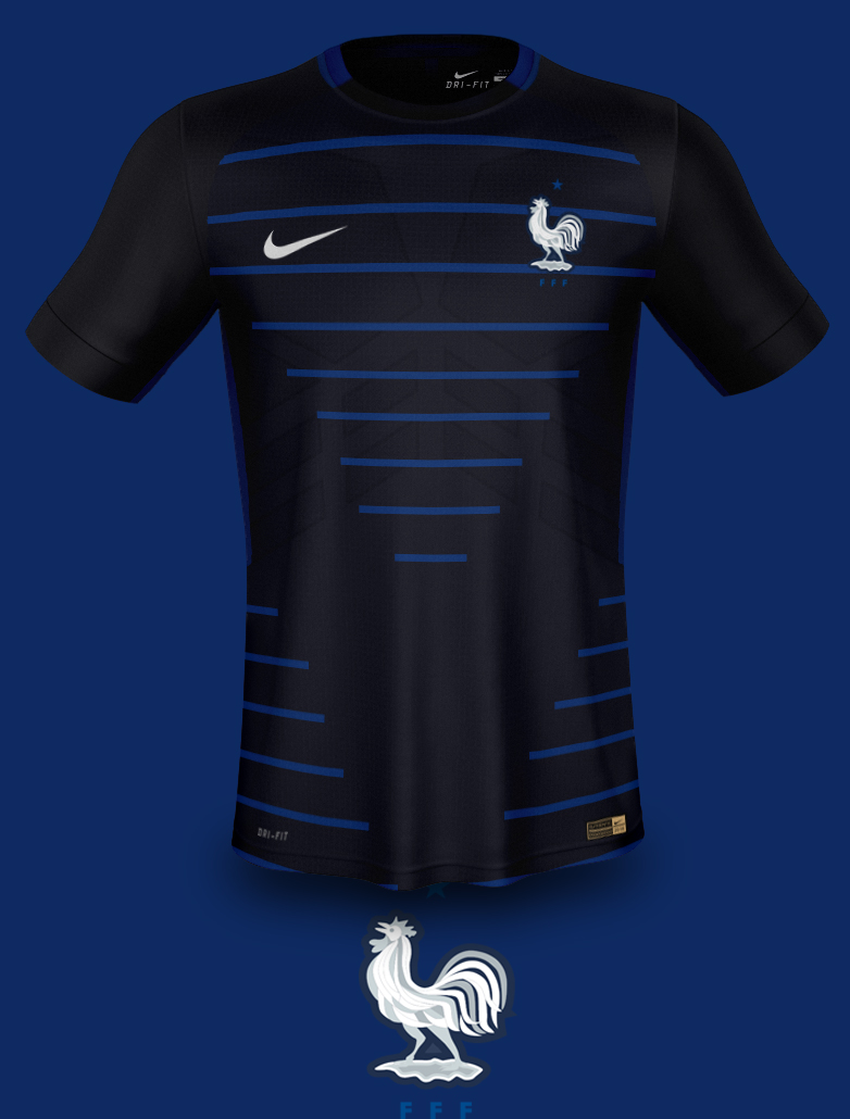 864483f72 France Home World Cup 2018