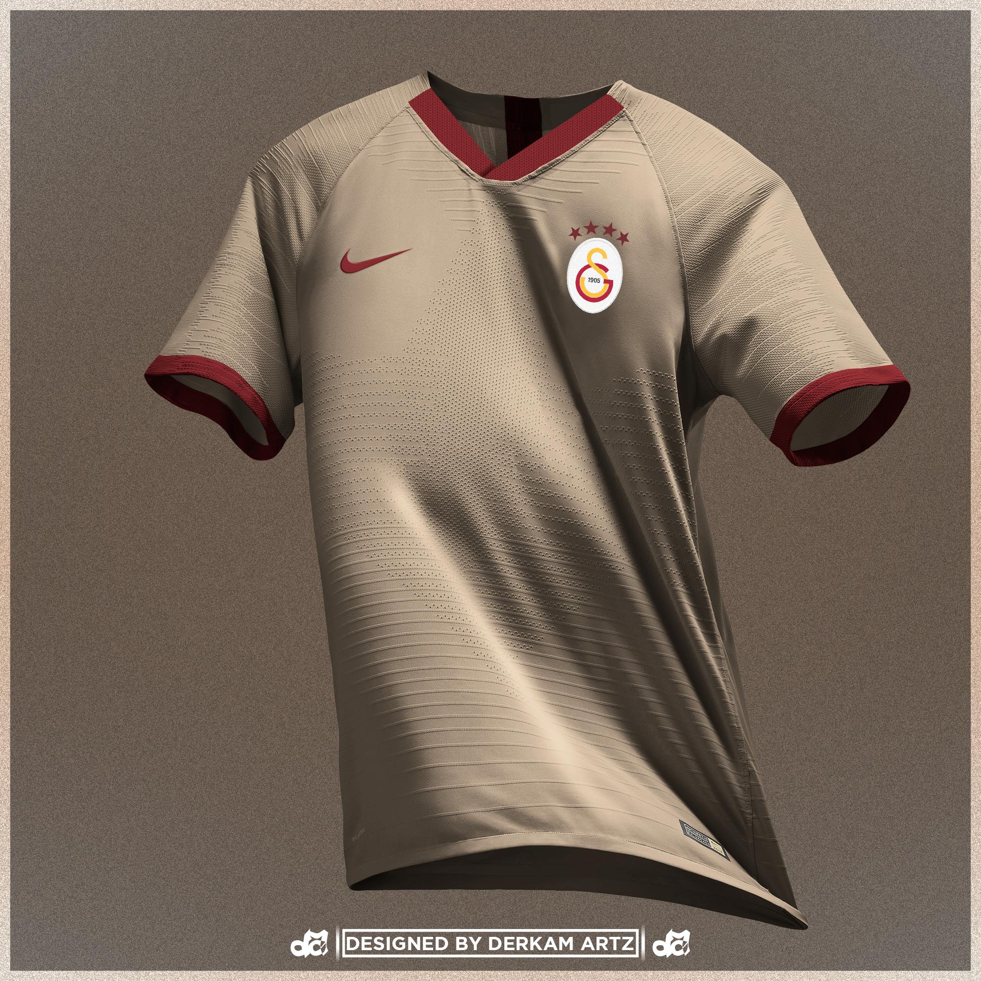 new style c536b 85f42 Galatasaray - Away Kit (2019/20)