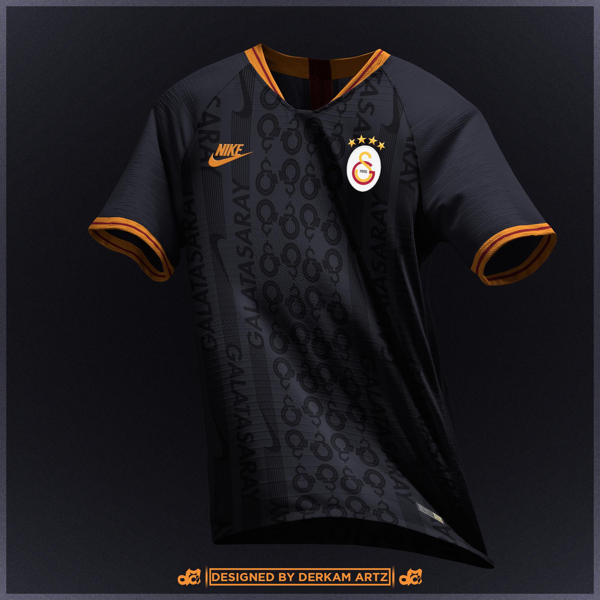 size 40 a96f9 5a1f3 Galatasaray - Third Kit