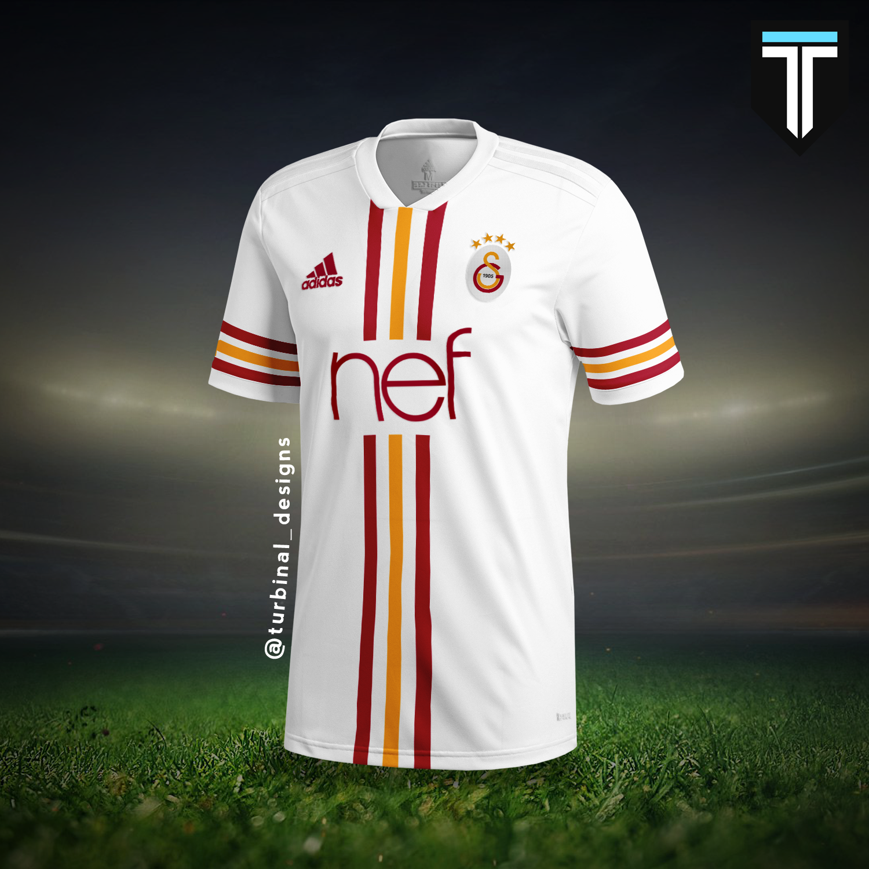 new product 0825a 6b13f Galatasaray Adidas Away Kit Concept