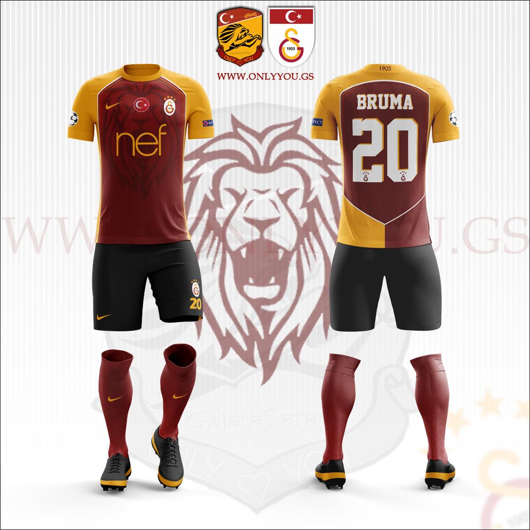 brand new 4421c de2b4 Galatasaray SK   Away Kit