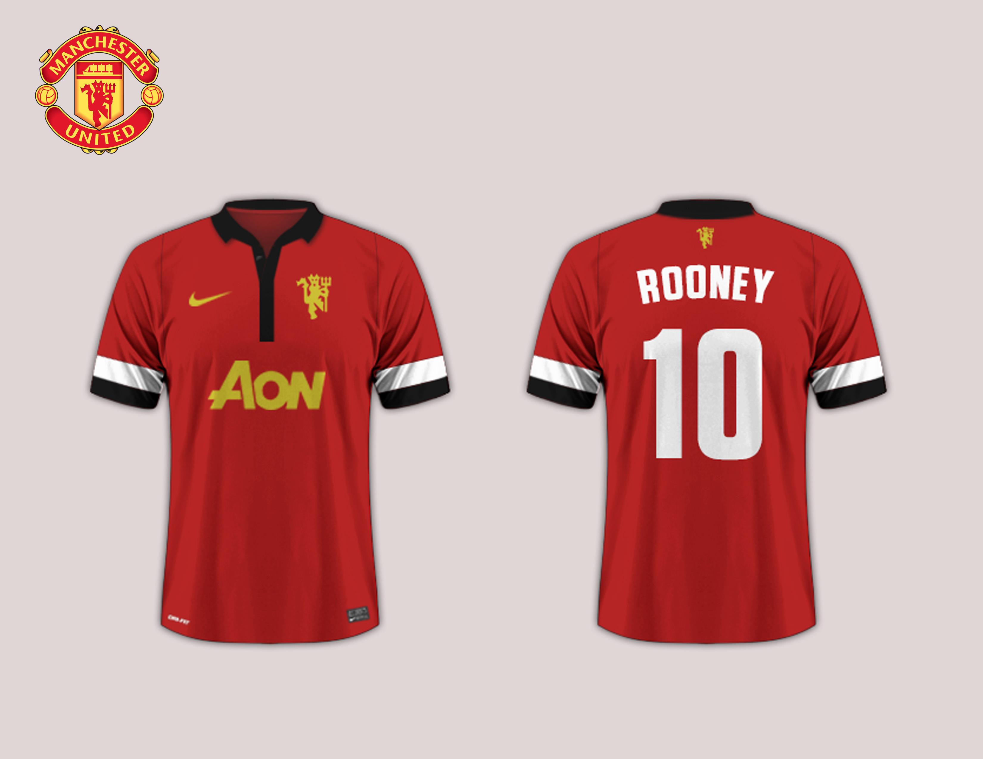 online store 006b9 16ed6 Home Kit // Manchester United