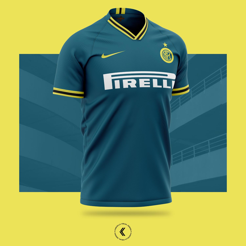 promo code 97499 91672 Inter Milan Third 2019/20 Concept