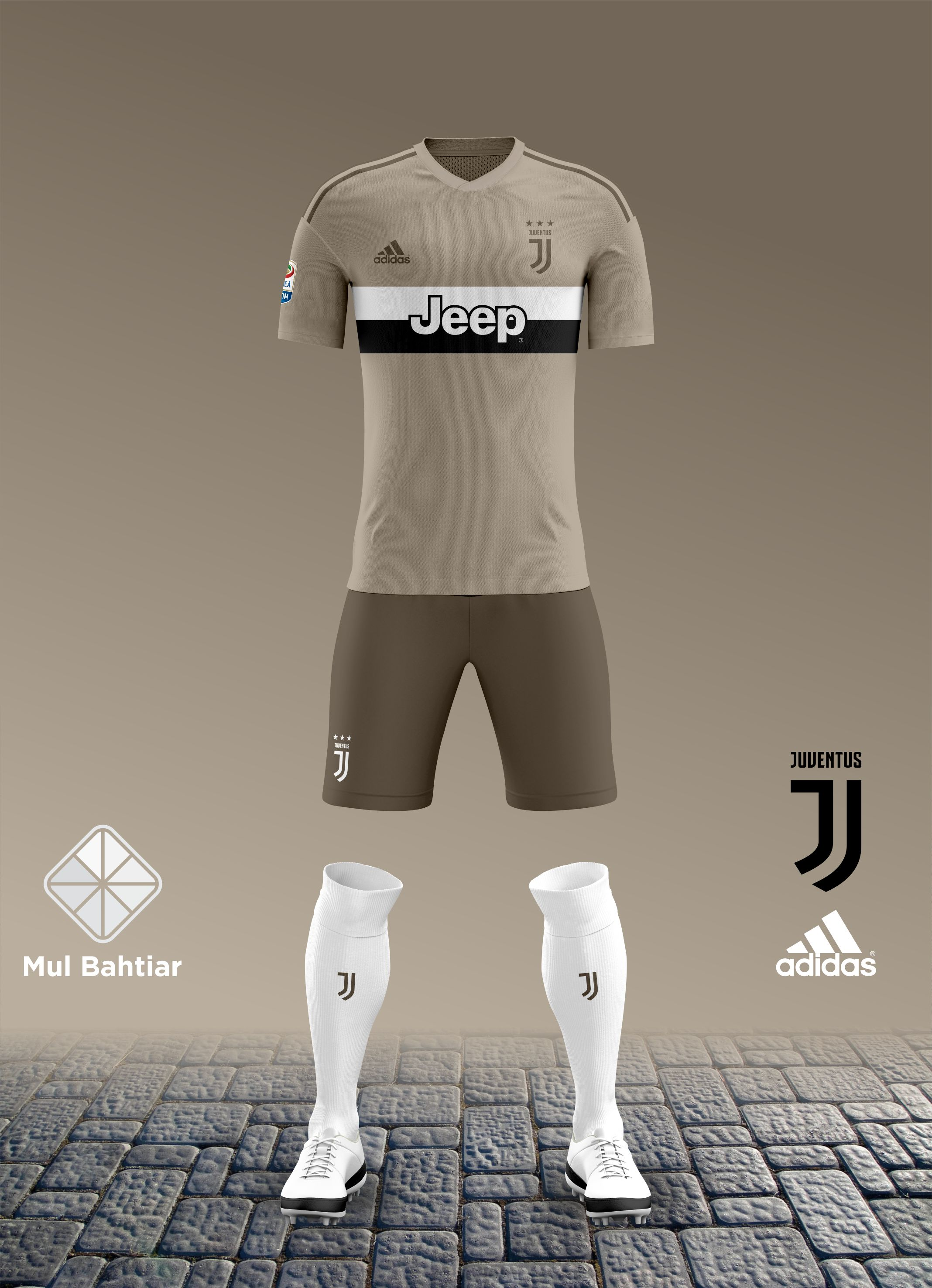 watch 7e10f ca616 Juventus 2018-2019 Away Kit Leaked