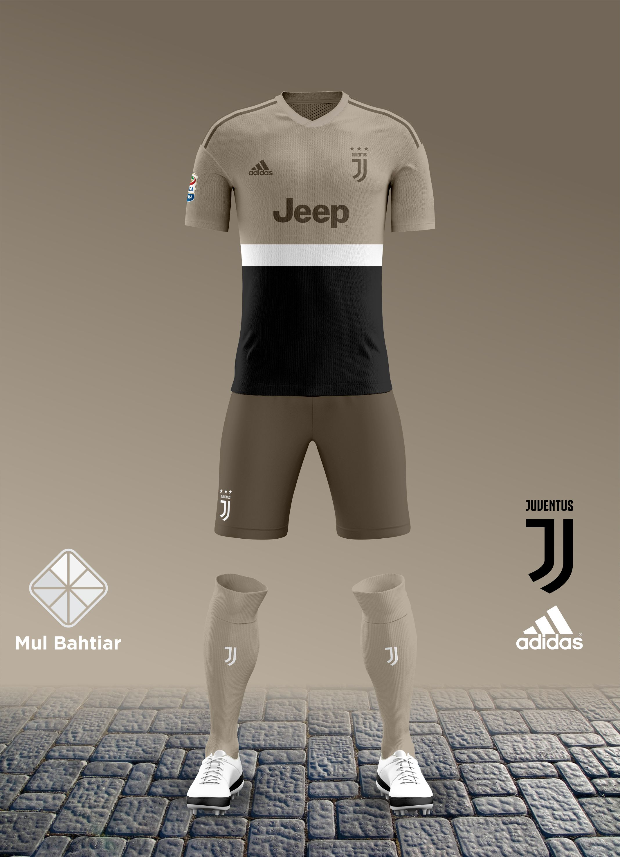 be00b1279 Juventus 2018-2019 Away Kit Leaked (3rd Concept)