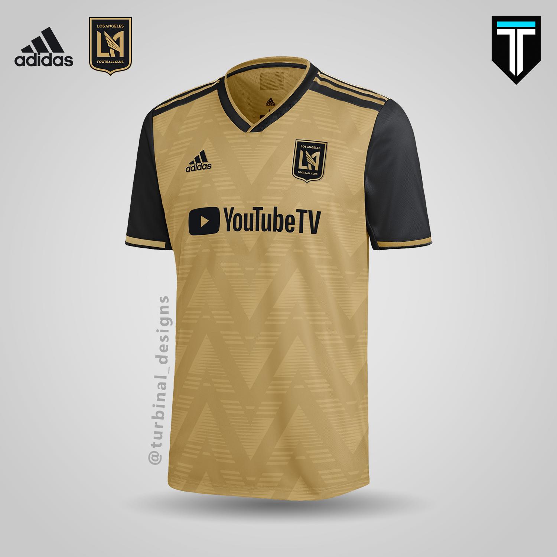 newest 5ea52 ca85b LAFC x Adidas - Third Kit