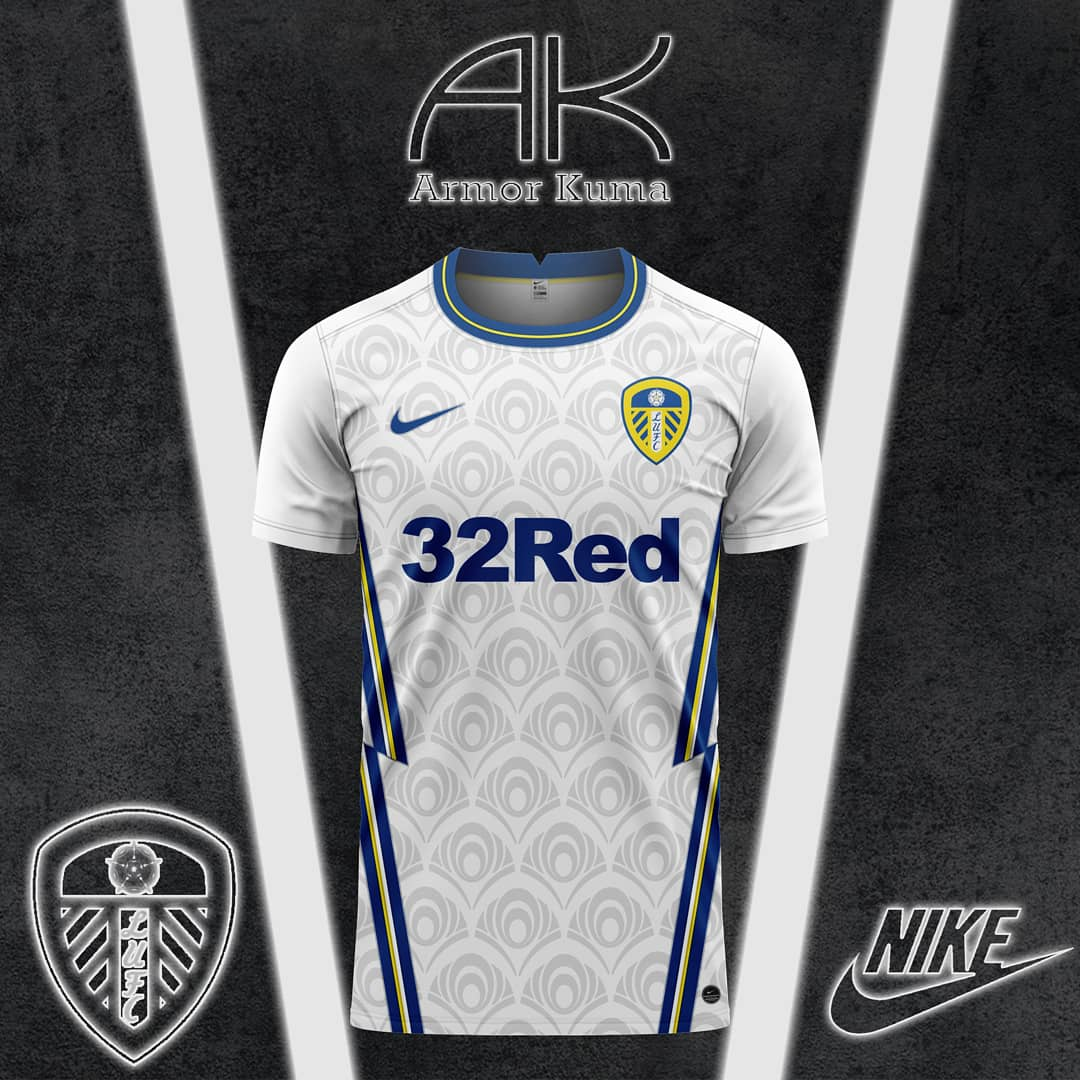 Leeds United Nike Home Kit