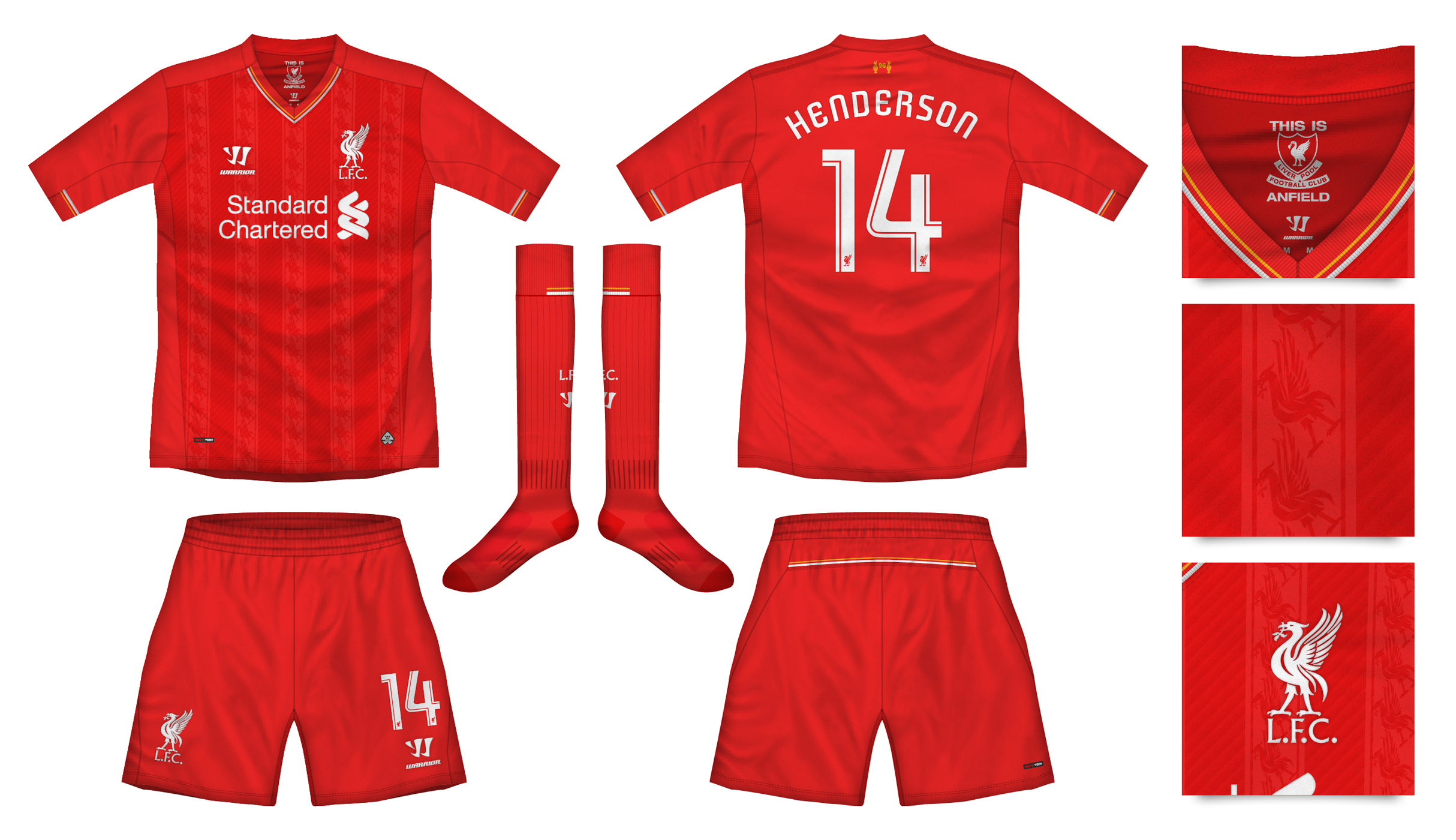 size 40 27418 24685 Liverpool FC Home