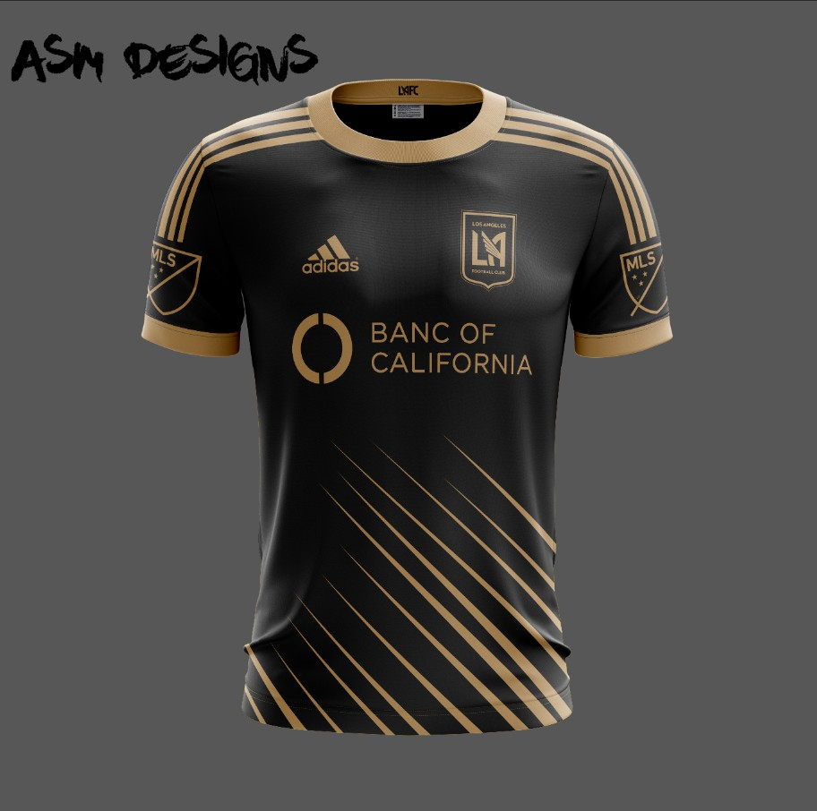 a44ce1630f8 Los Angeles FC Adidas 2018 Home Kit