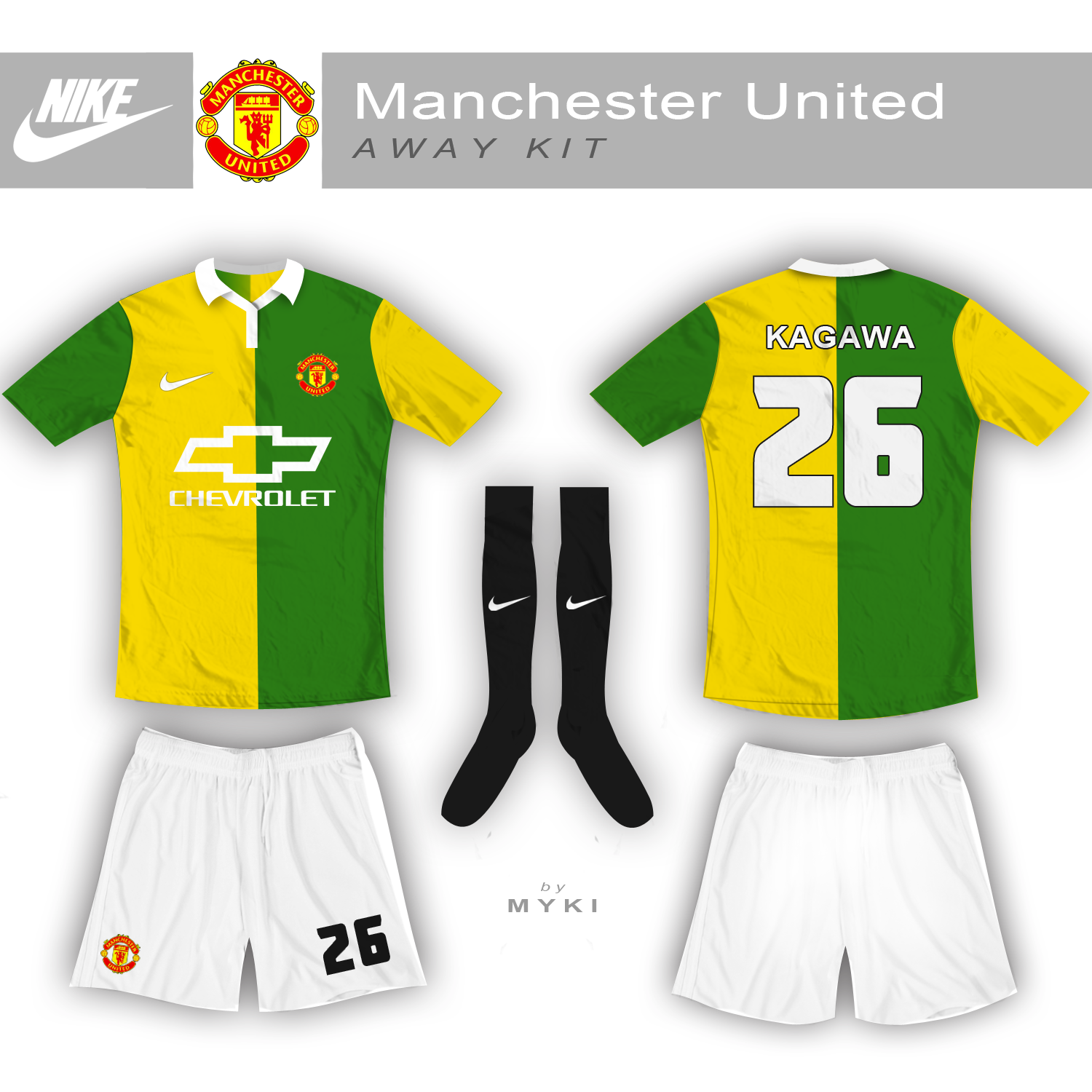 81b127a62 Manchester united Away Kit