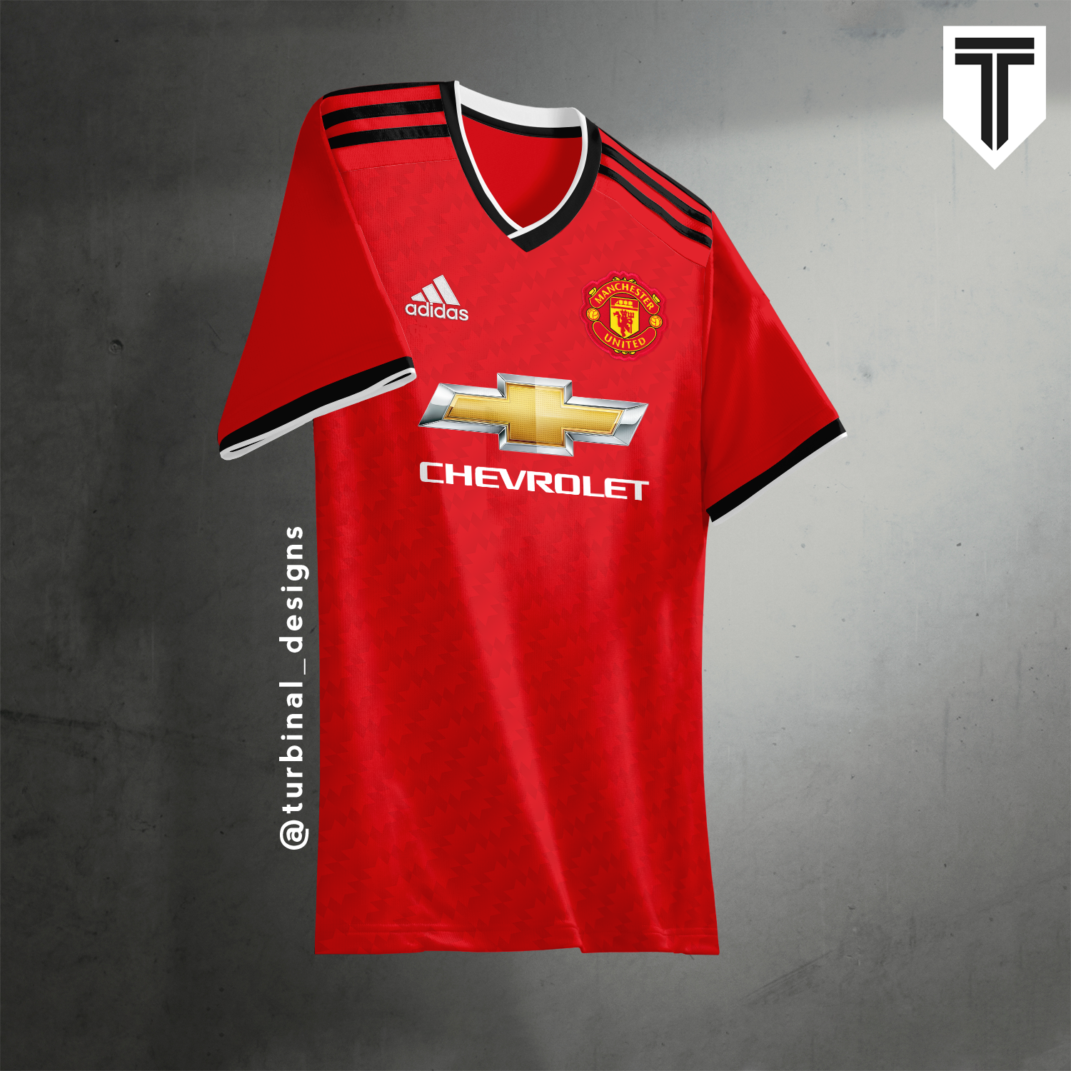 Manchester United Home Concept Kit