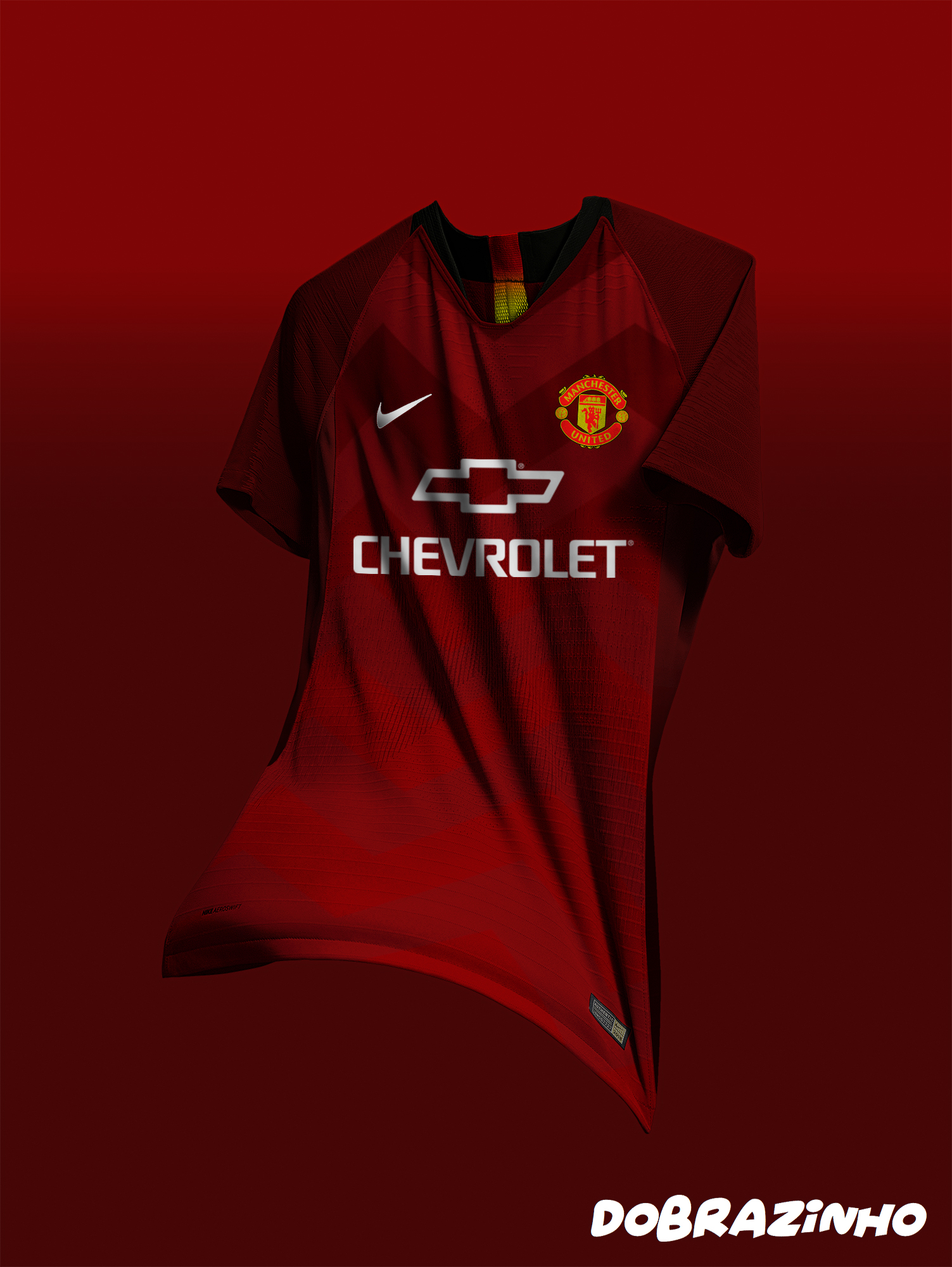 adidas Official Kids Manchester United Home Baby Football Kit 2019-20