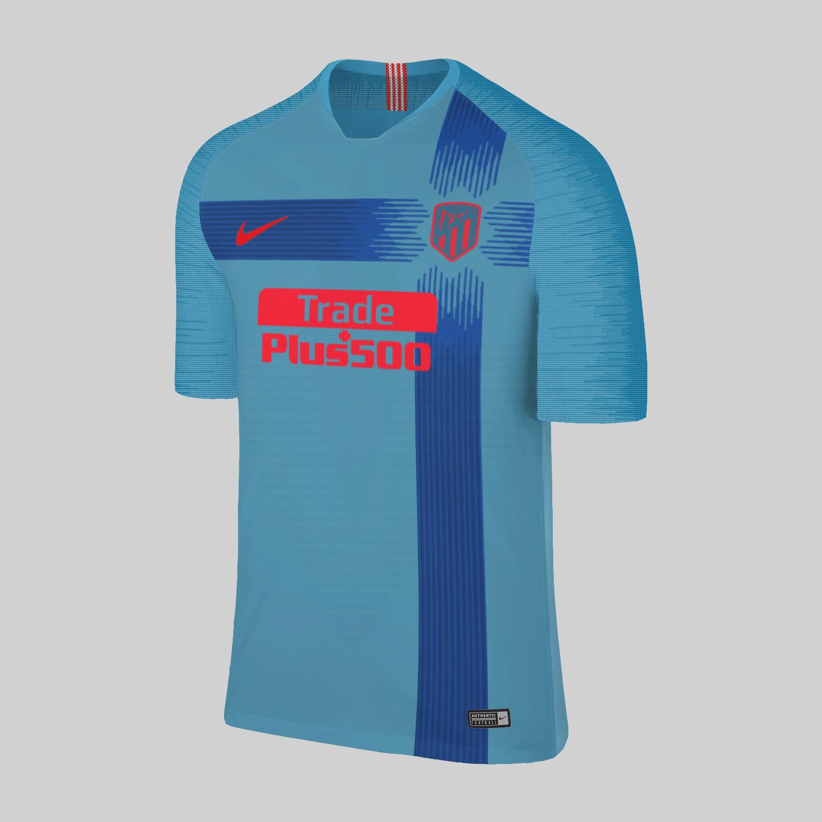 50e4ffdf6 Nike Atlético Madrid Away 2018 2019 Concept