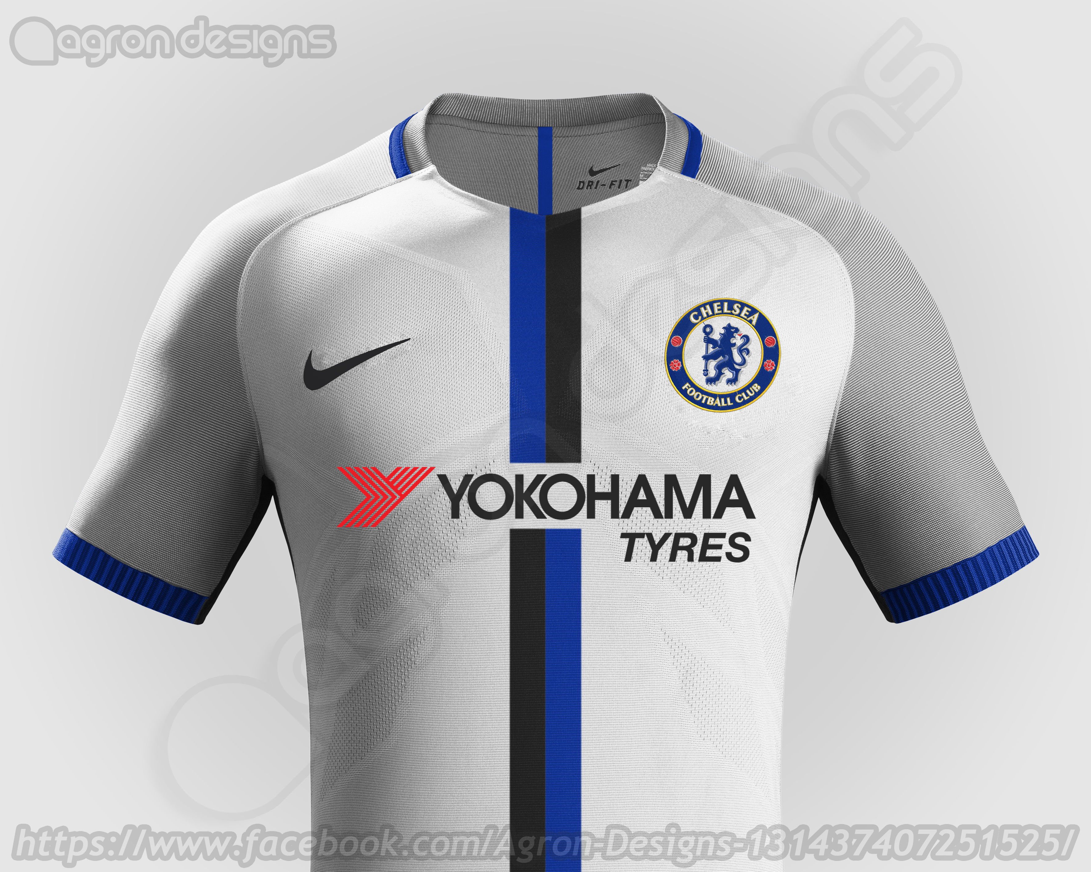 official photos 16664 0b0c7 Nike Chelsea Fc Away Kit Concept