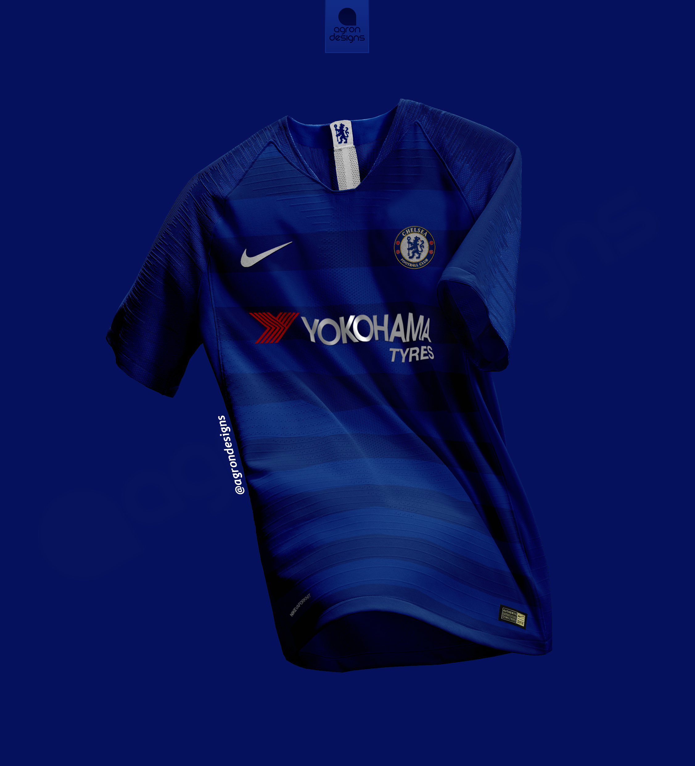 low priced 90a77 9c6a3 NIKE CHELSEA FC HOME KIT CONCEPT