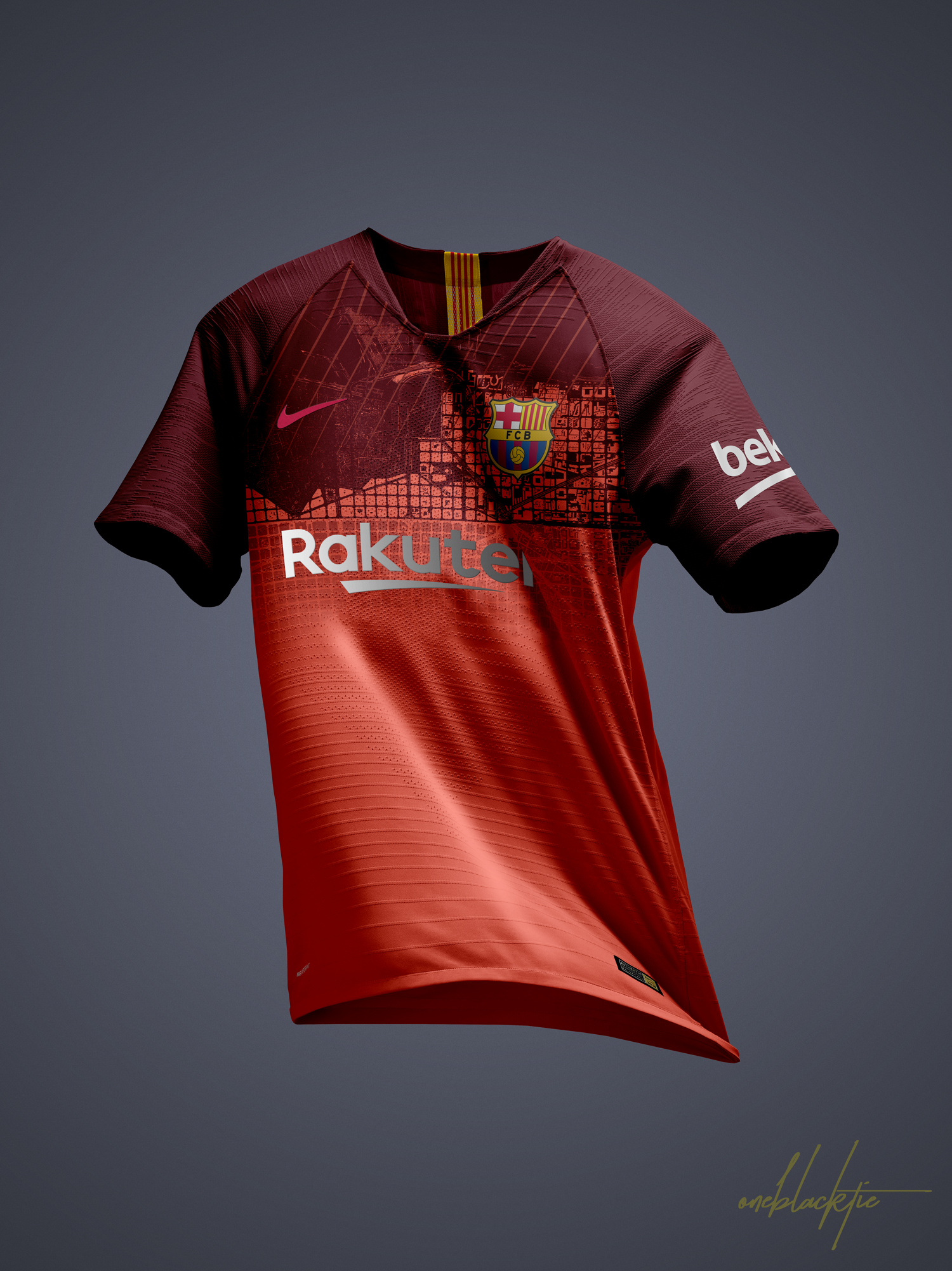 nike fc barcelona third jersey concept preview nike fc barcelona third jersey concept