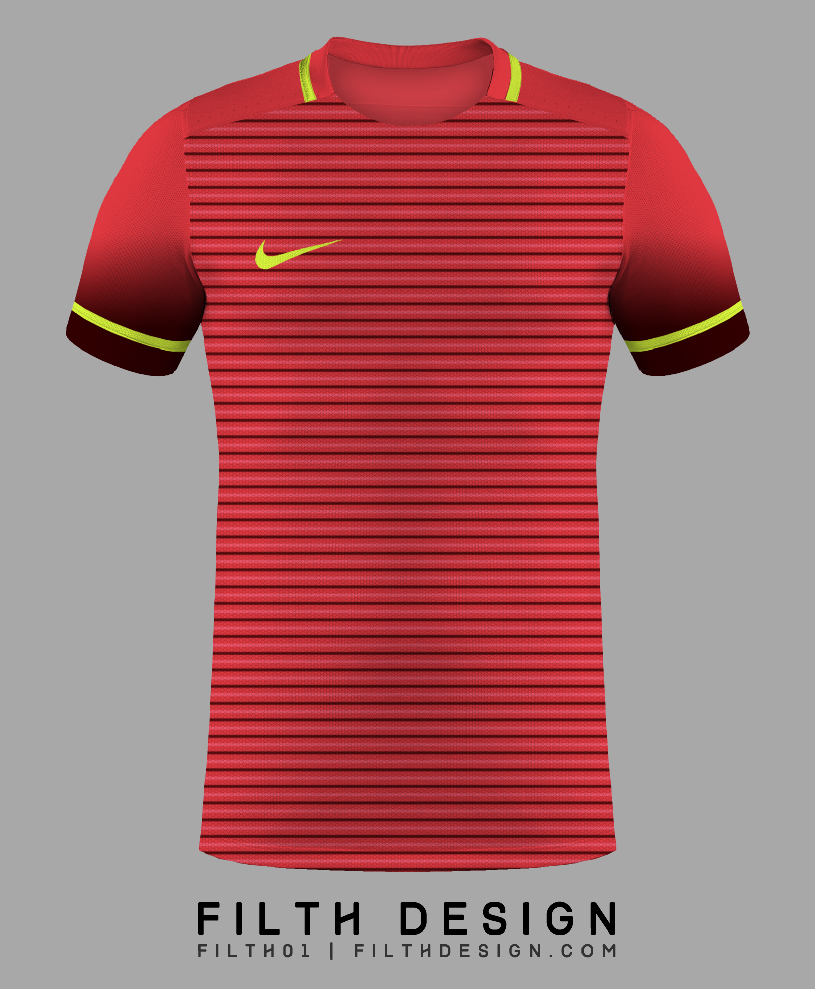 8425e52e5711 Nike Jersey inspired by Nike Mercurial Superfly 2016