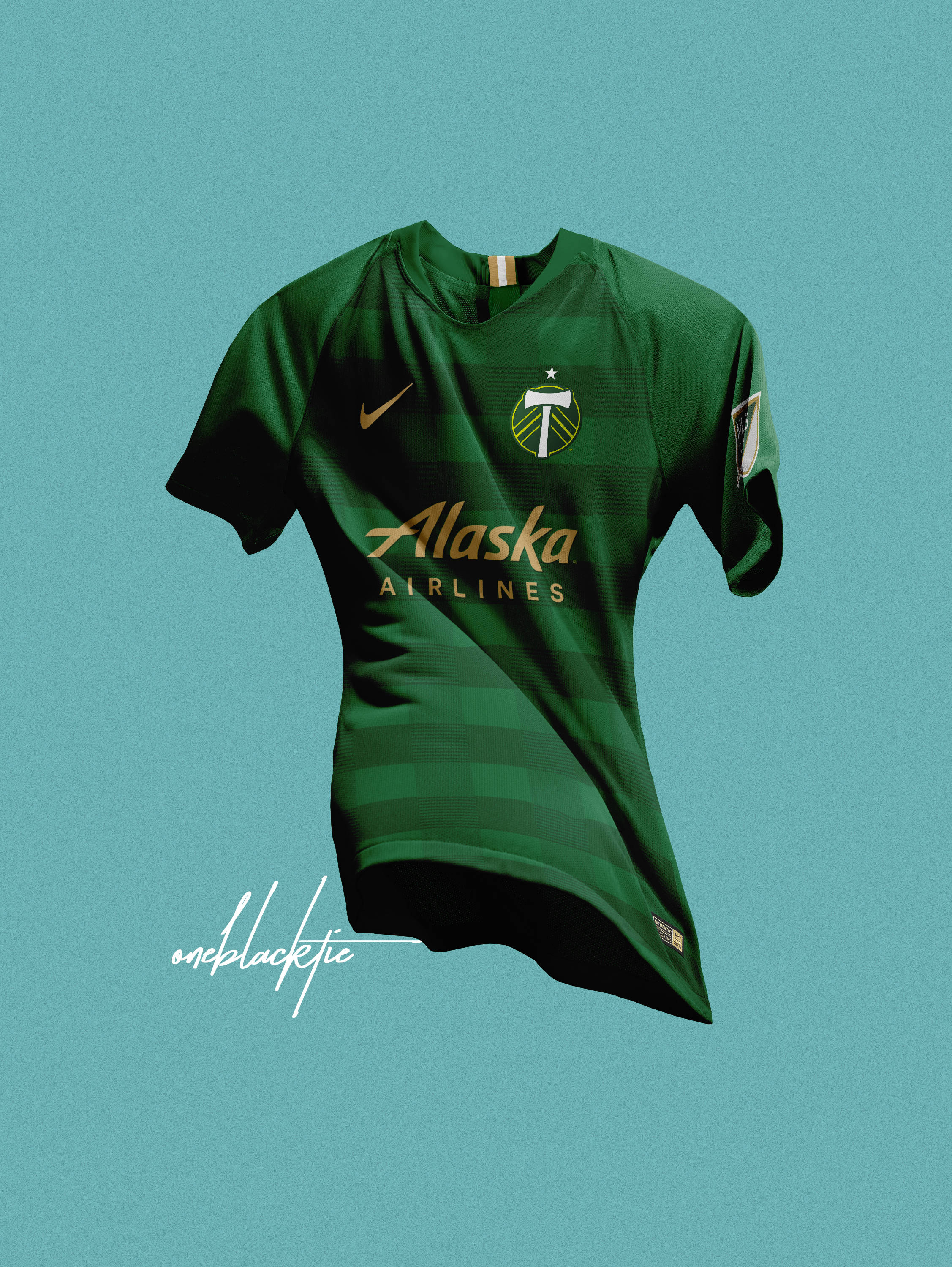 new style 8dc40 6f66c Nike Portland Timbers 2018-19 Home Jersey Concept