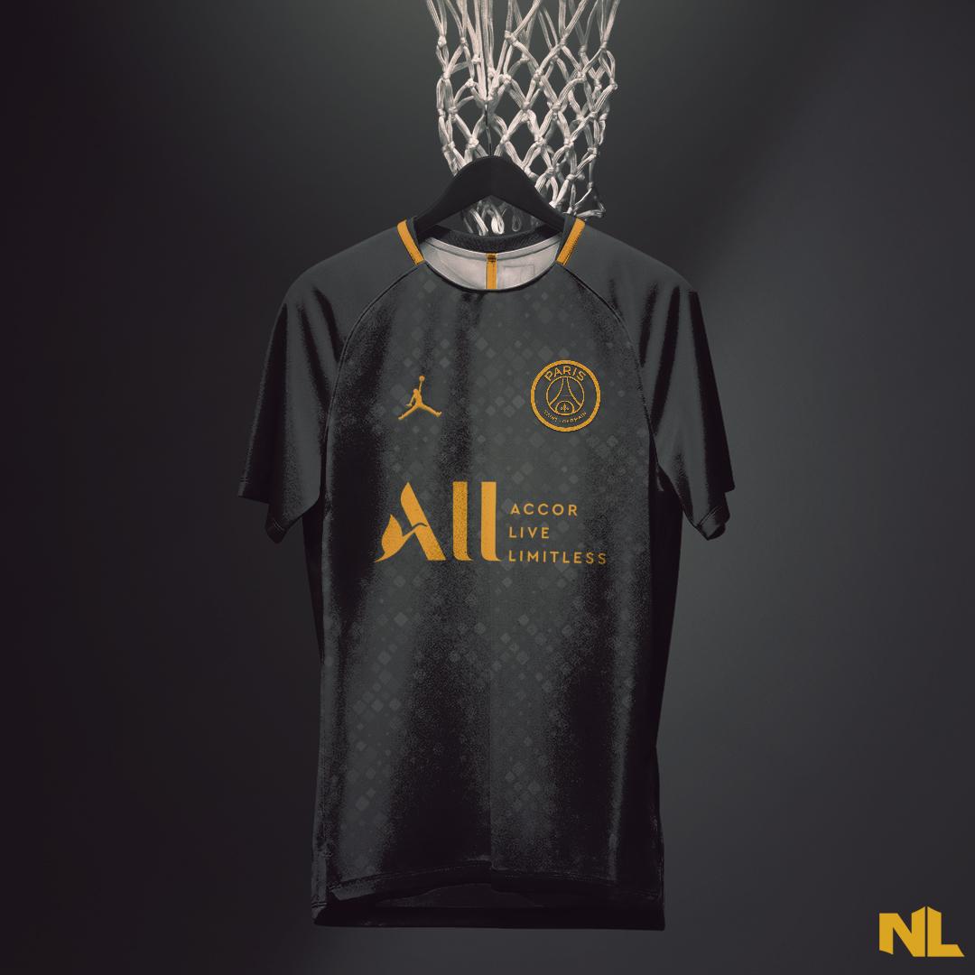 Paris Saint Germain Third Kit 2020 21