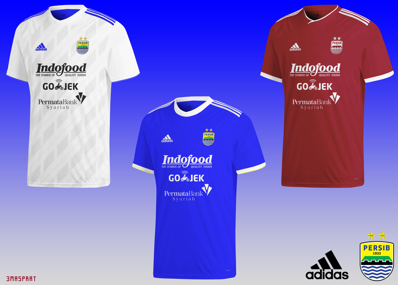 Persib Bandung Concept Kit