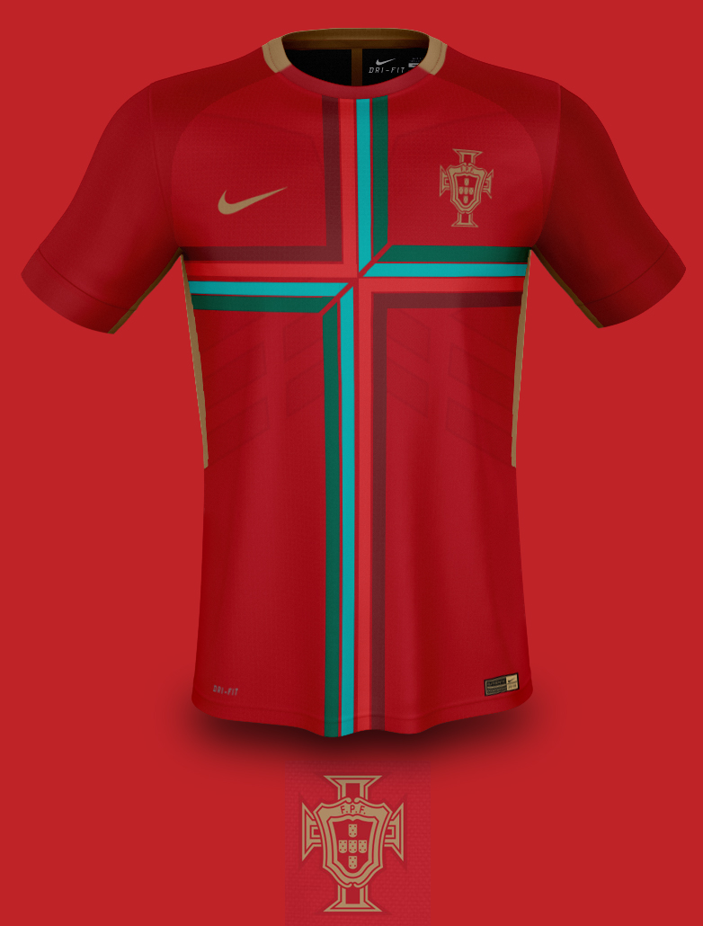 726797d78 Portugal Home World Cup 2018