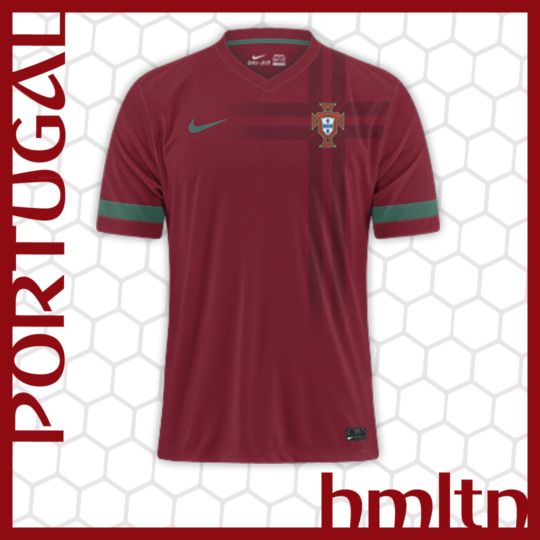 new style fc3f2 c4004 Portugal World Cup kit for Russia 2018