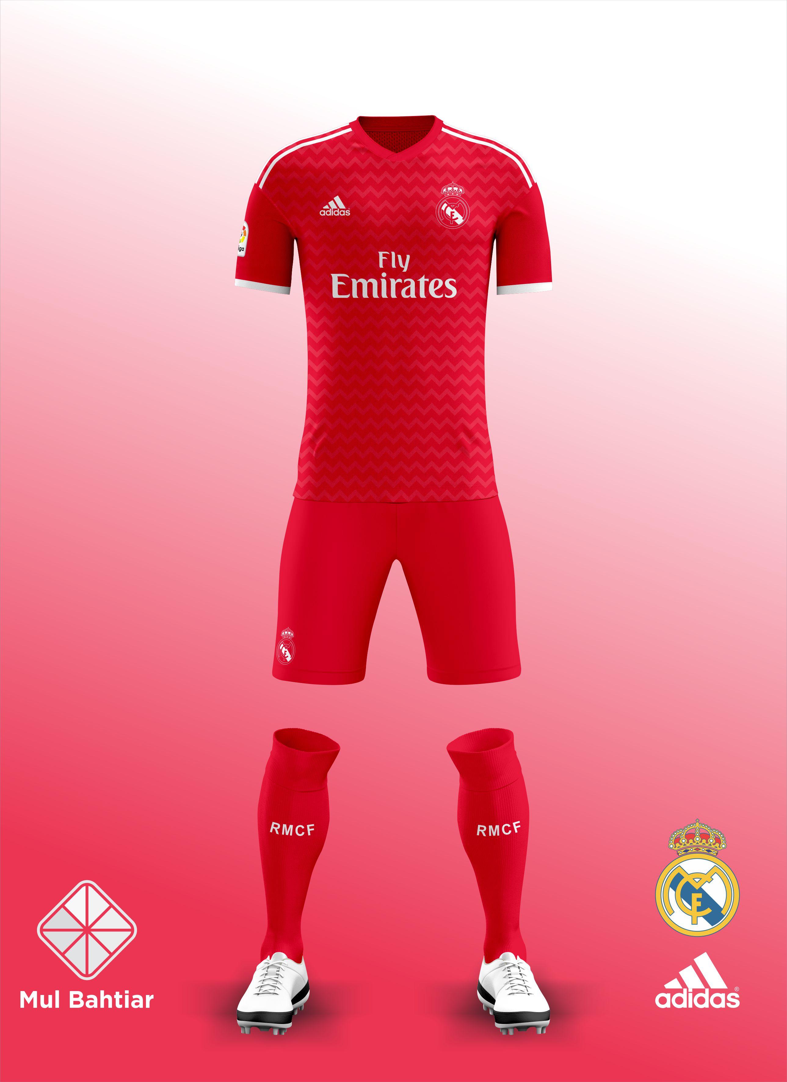 55e9e8a9f17 Real Madrid 2018-2019 Third Kit Leaked