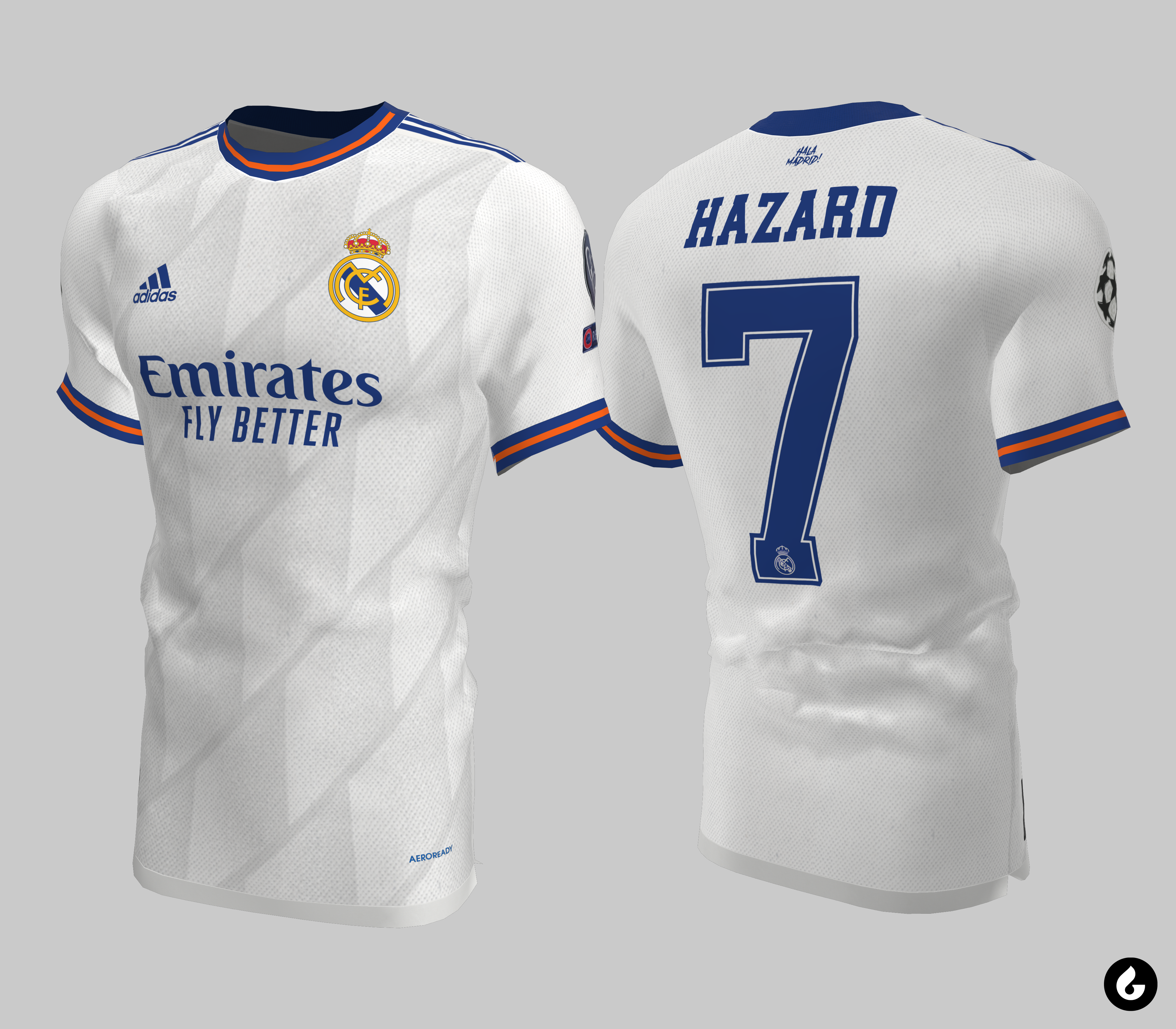 Real Madrid Concept Kit