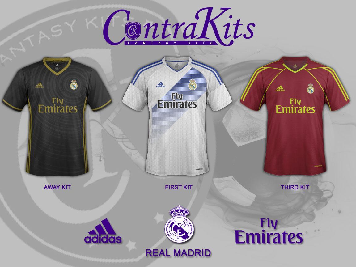 buy popular 190a7 18985 REAL MADRID kit 2017/2018