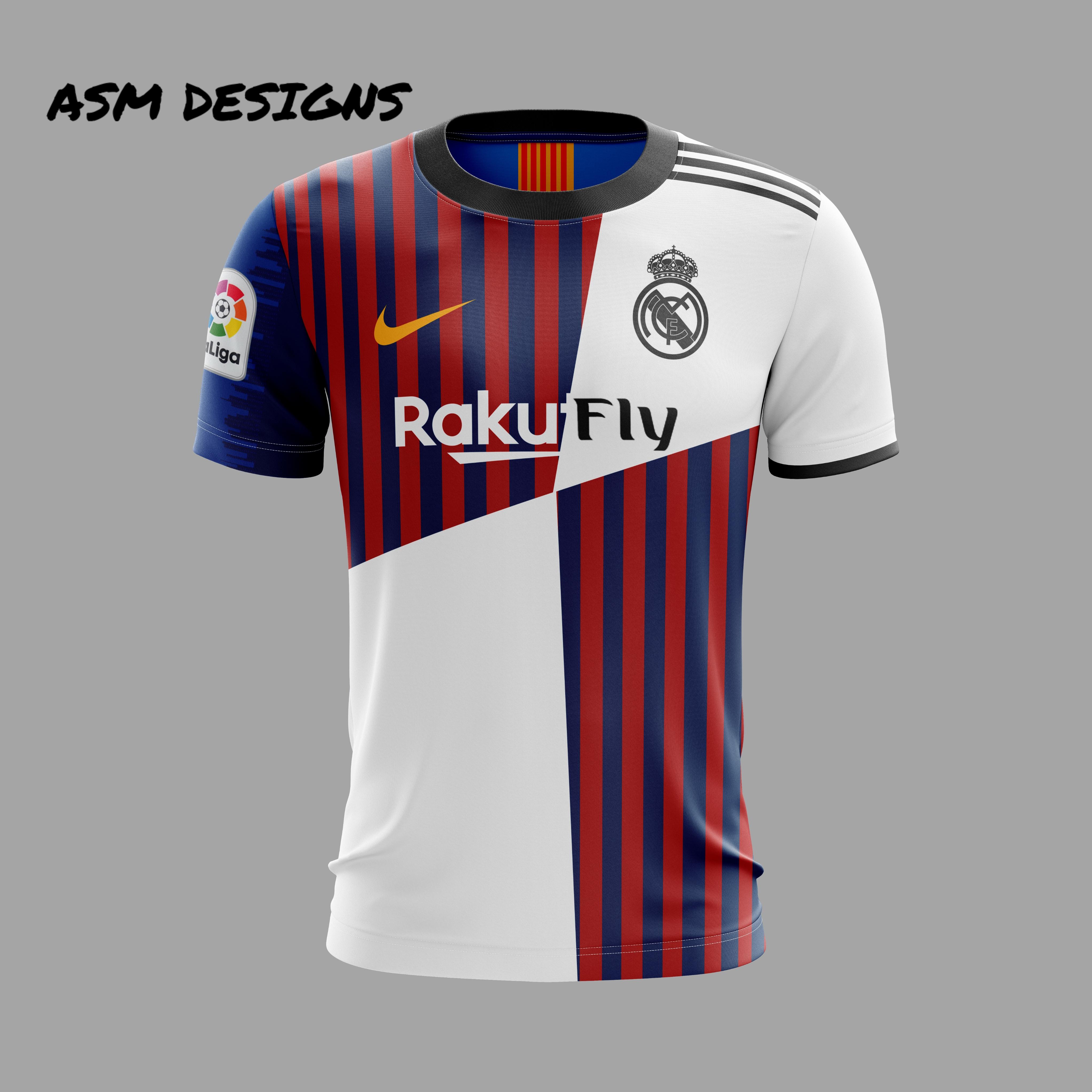 on sale c9409 df4c7 Ream Madrid/FC Barcelona 2019 Kit