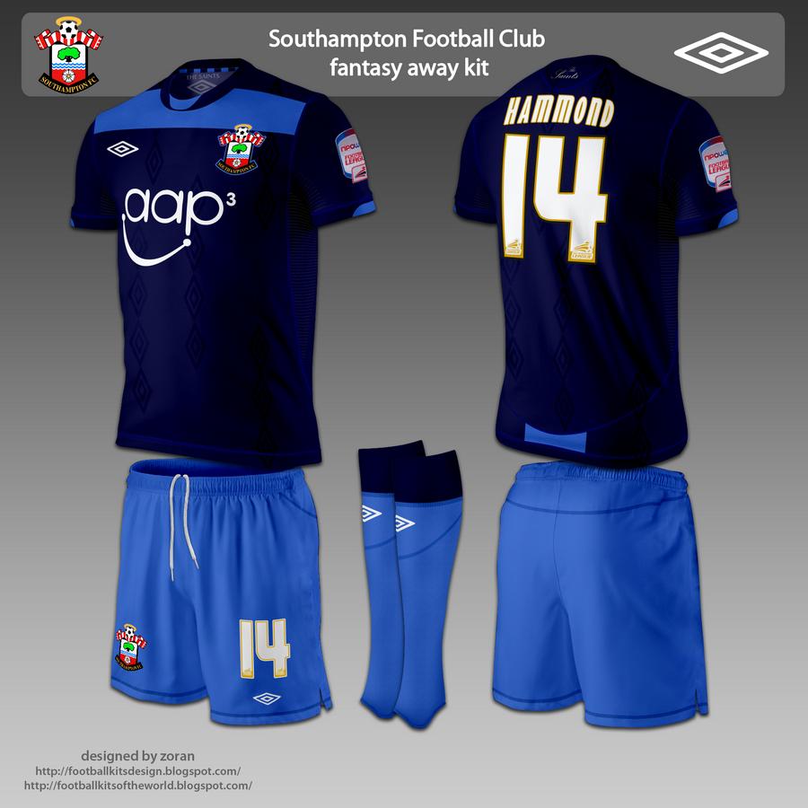 61964a630 Southampton F.C. fantasy home and away