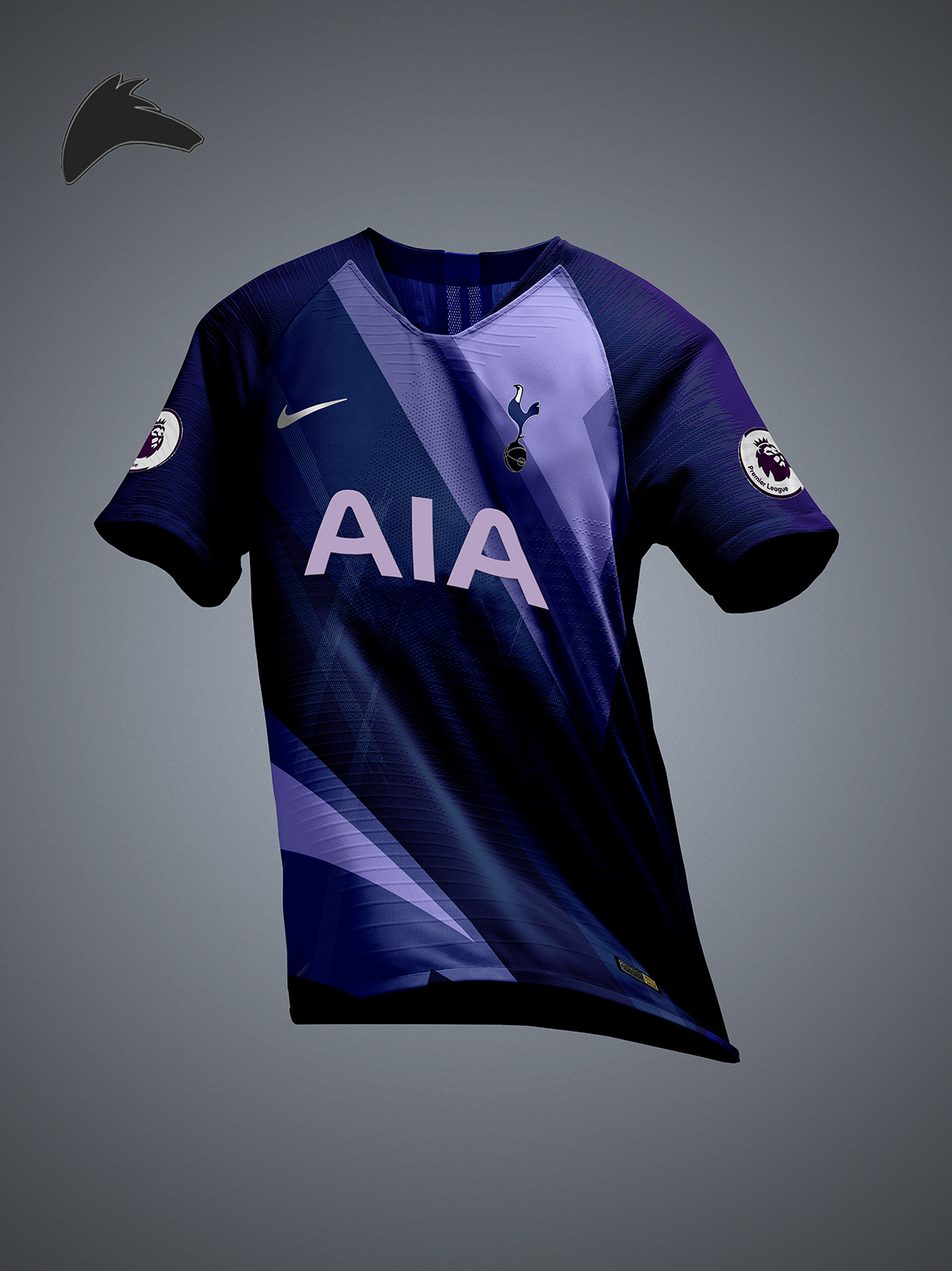 check out 7b9d9 cc989 Spurs 19-20 concept away