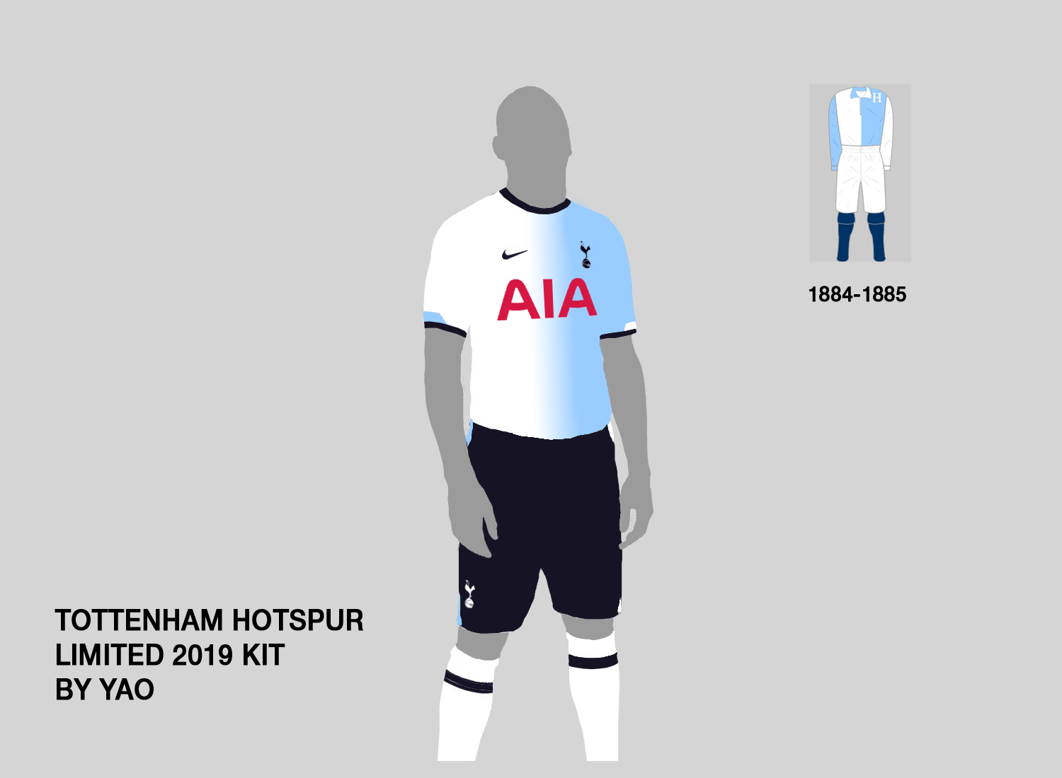 1df3581d Spurs 2019/20 Fantasy Limited Kit