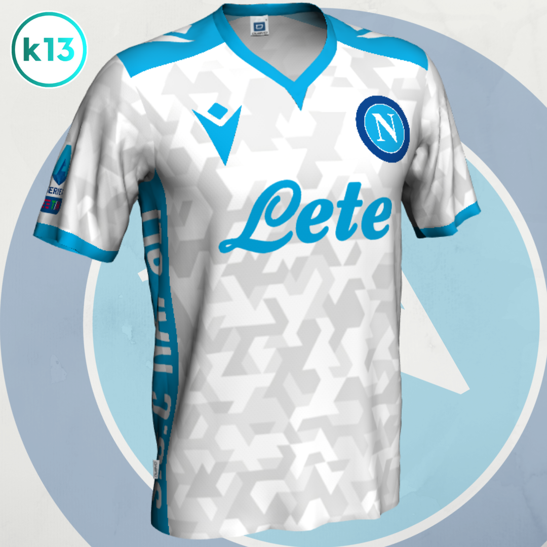S S C Napoli Away Kit
