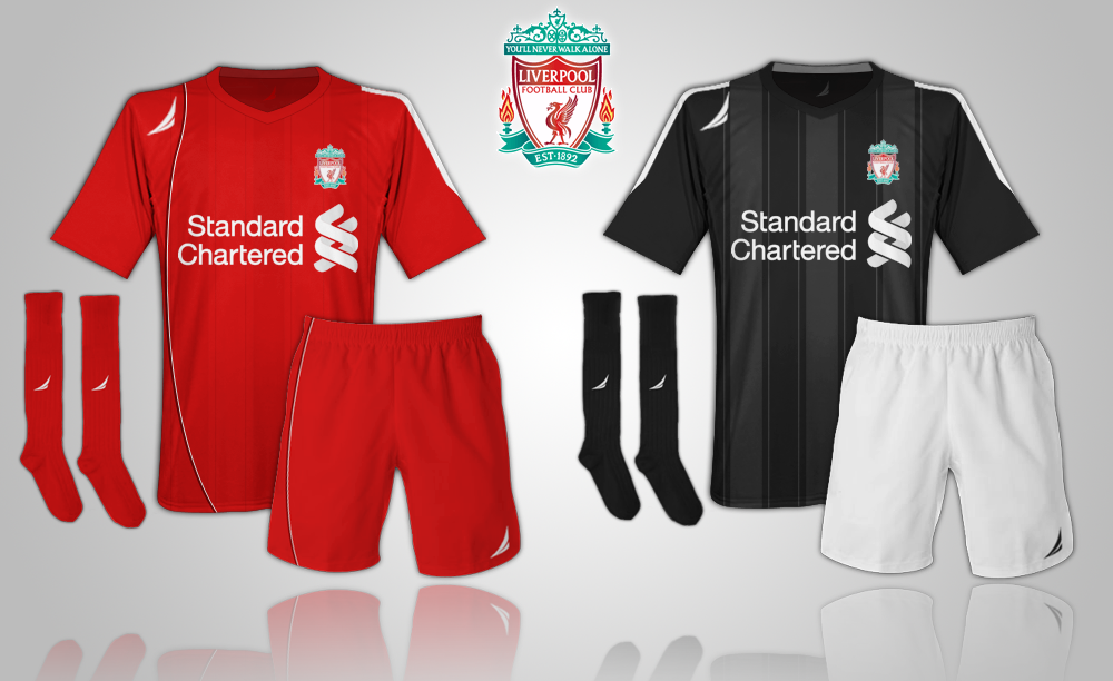 buy online 3138e 3cac0 Liverpool FC kit