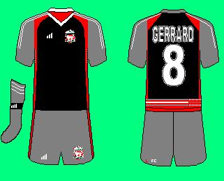 LFC Liverpool 3rd Shirt