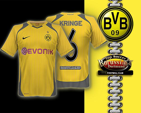 Borussia Dortmund home shirt