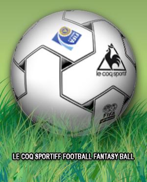 le coq sportiff fantasy ball