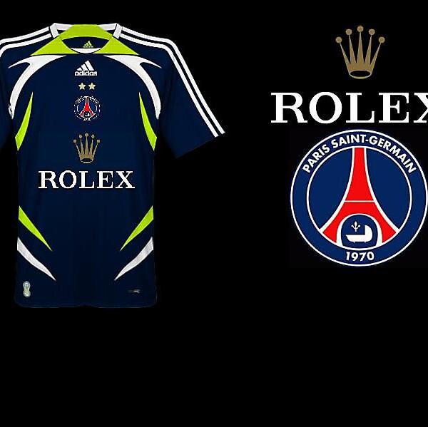 PSG kit 2009/10