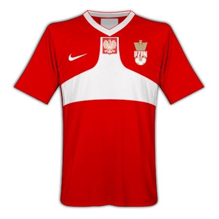 Poland nike away³