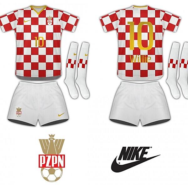 Poland third nike