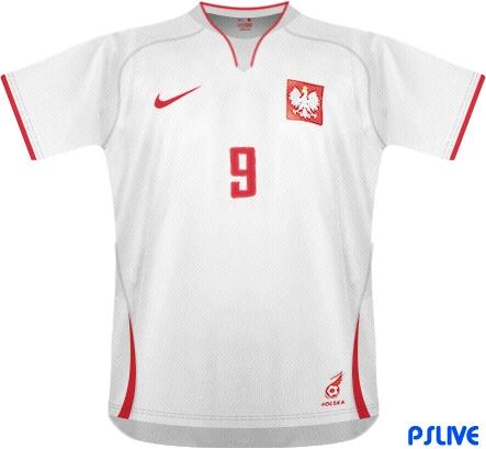 Poland NIKE Home 2
